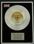 "AMEN CORNER - 7""  Platinum Disc -  BEND ME SHAPE ME"